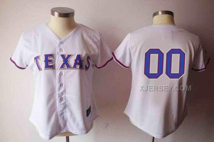 http://www.xjersey.com/texas-rangers-blank-white-custom-jerseys.html TEXAS RANGERS BLANK WHITE CUSTOM JERSEYS Only $75.00 , Free Shipping!