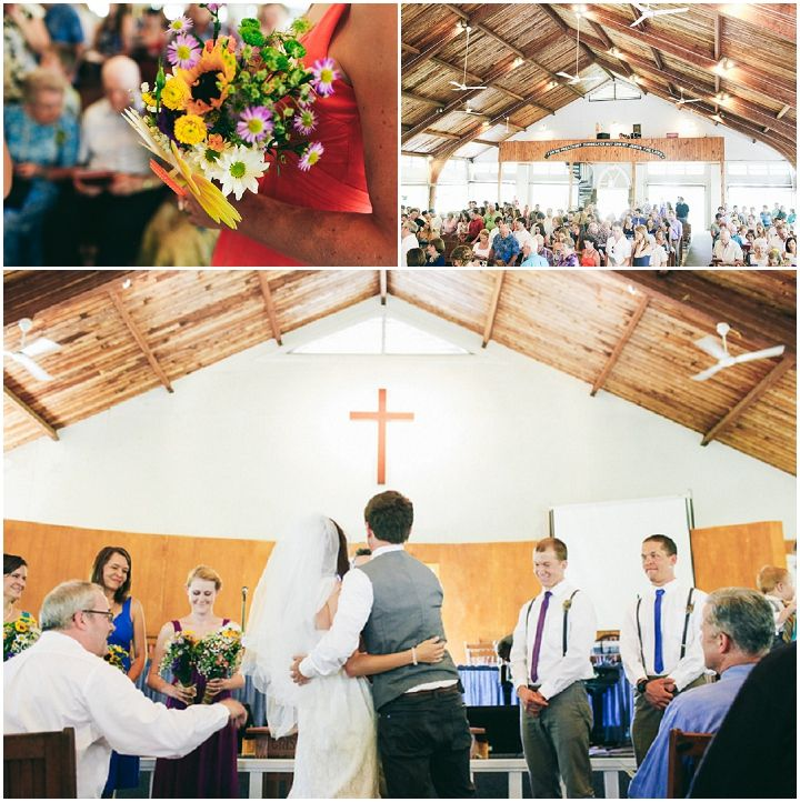 Colourful Laid Back Wedding all under 5000