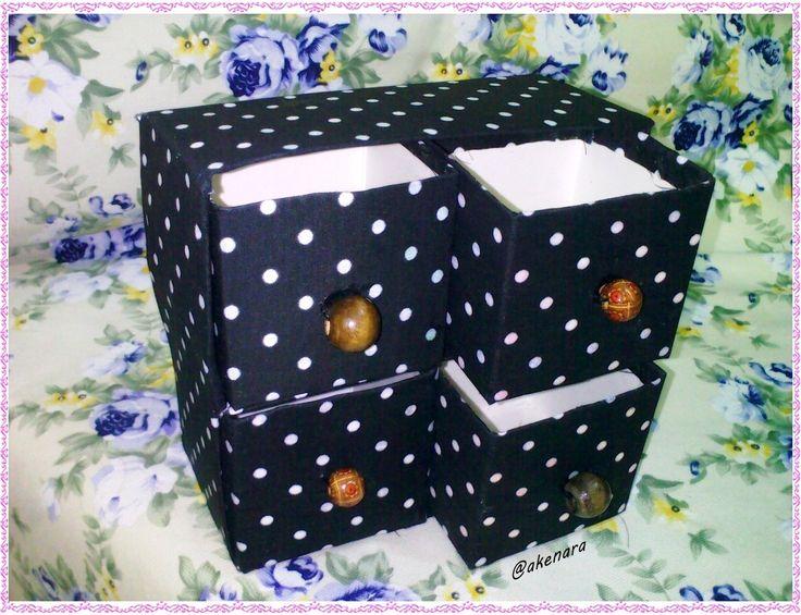 Tetra Pack Organizer Box