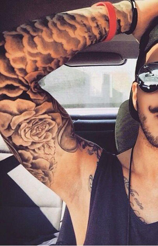 Top 30 Wolken Tattoo Designs Wolken Tattoo Tattoo Wolken