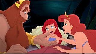 La Sirenita 3: Los comienzos de Ariel || Pelicula Completa en Español Disney's Film [HD 2008] - YouTube