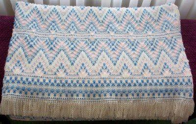 swedish weaving | Swedish Weaving Afghans
