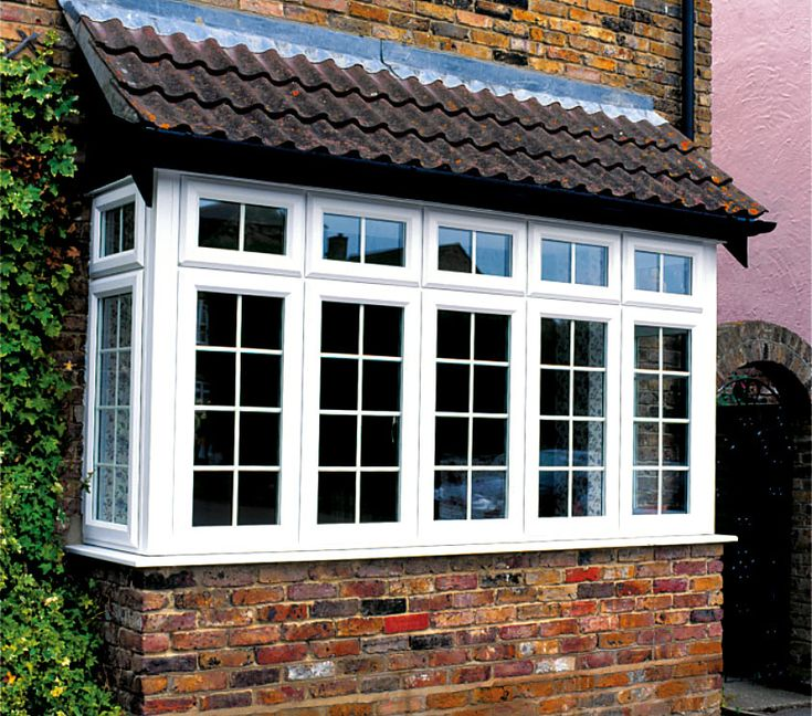 UPVC Bow Windows | Bay Windows | UPVC Double Glazing | Lancashire ...