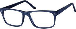 Men's Classic Square Eyeglasses