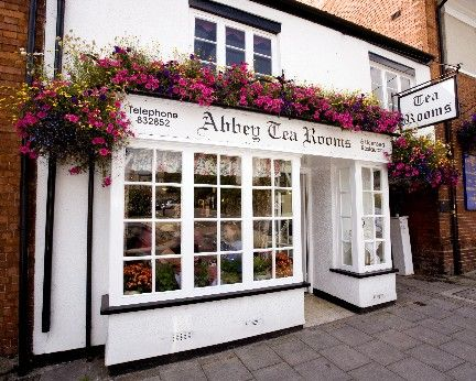 The Abbey Tea Rooms