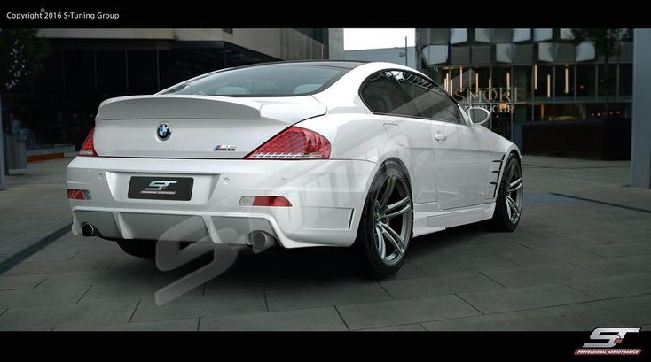 BMW E63/64  FRONTSTANGE HECK STOßSTANGE SEITENSCHWELLER  Body Kit #BMW E63/64 FRONTSTANGE HECK STOßSTANGE SEITENSCHWELLER Body Kit