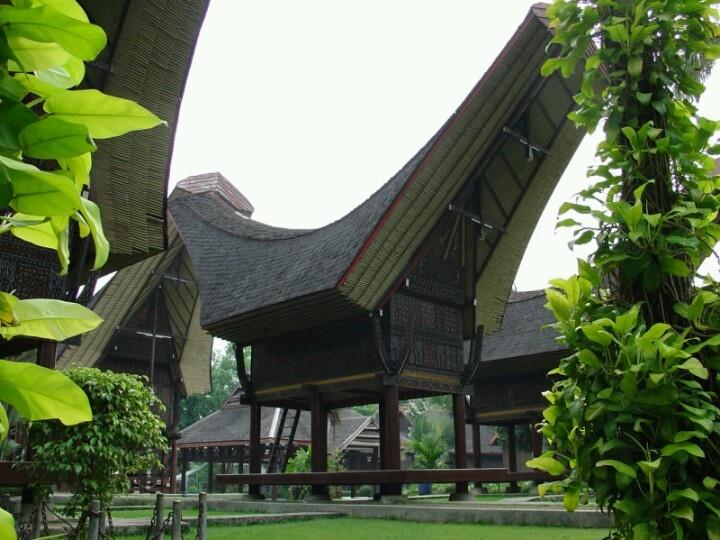 Rumah Adat Tanah Toraja