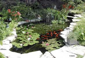 9 best images about jardines on pinterest image search for Jardines con lagos artificiales