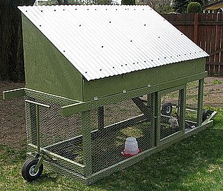 Chicken Tractor Gallery compiled by Katy