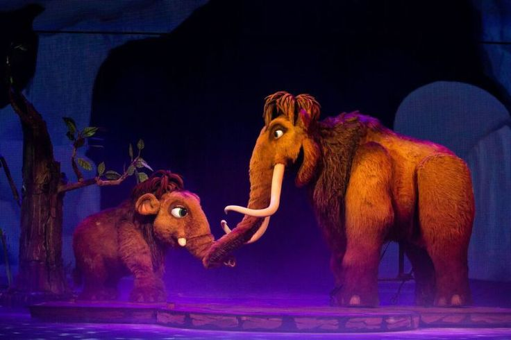 Ice Age LIVE! A Mammoth Adventure : Prehistory Brought to Life