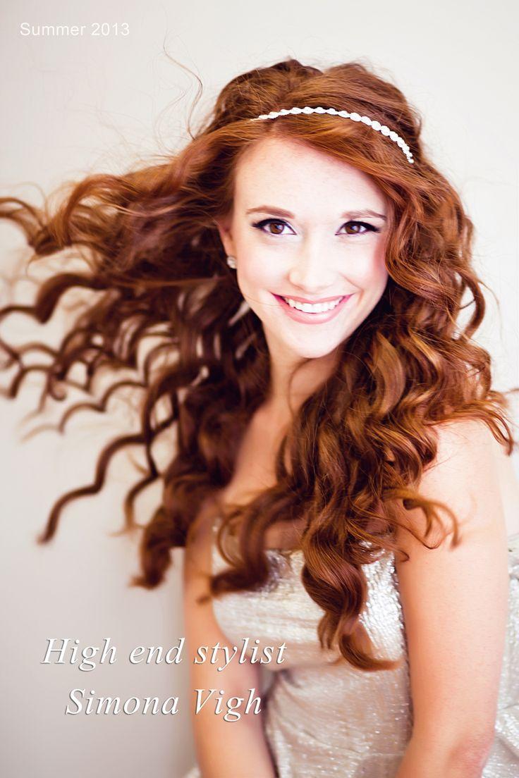 bridal hairstyle #wedding #hair #bride