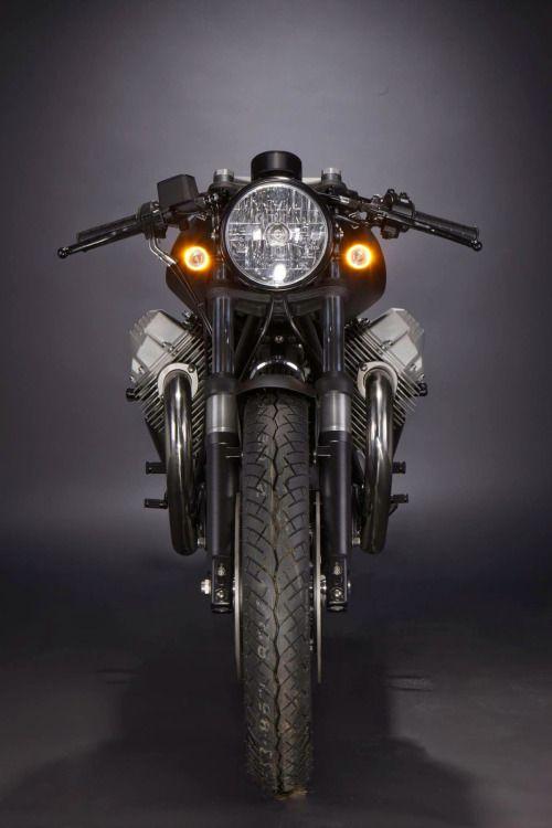 Moto Guzzi Cafe Racer Bullet 1000 #motorcycles #caferacer #motos | caferacerpasion.com