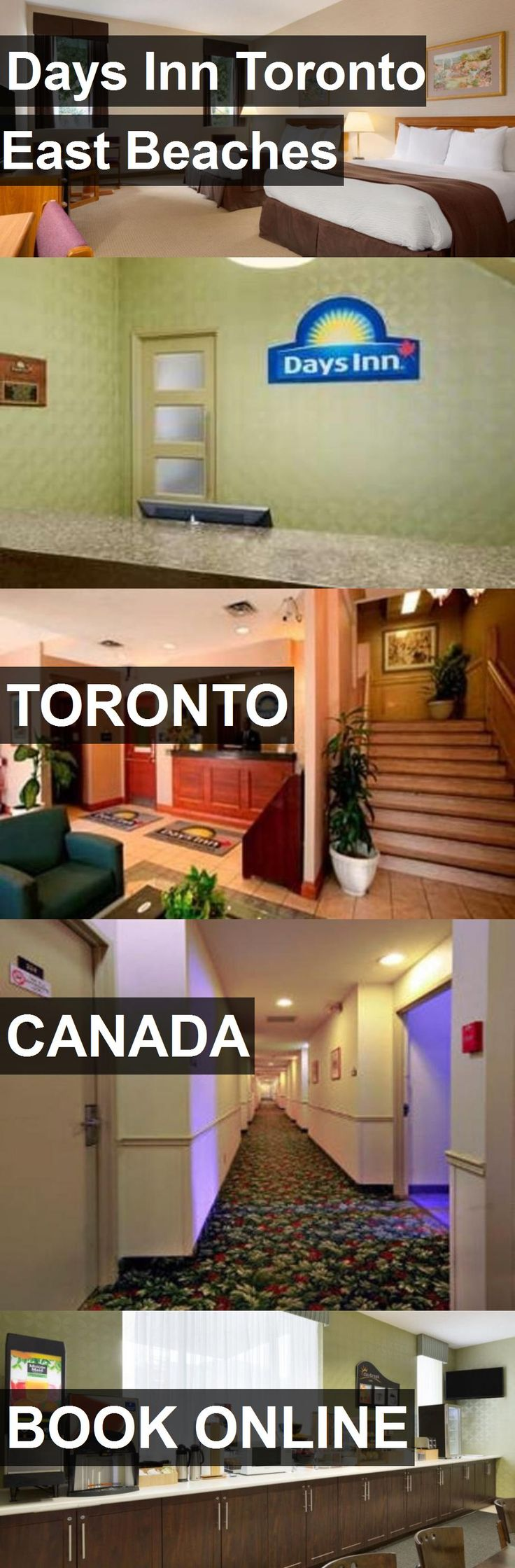 Hotel Days Inn Toronto East Beaches in Toronto, Canada. For more information, photos, reviews and best prices please follow the link. #Canada #Toronto #hotel #travel #vacation