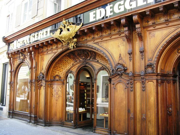"""Hofbäckerei"", Graz, Austria - The oldest bakery in Graz which was in operation by 1569"