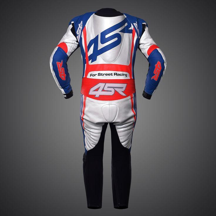 4SR one-piece suit Racing Replica Le Mans
