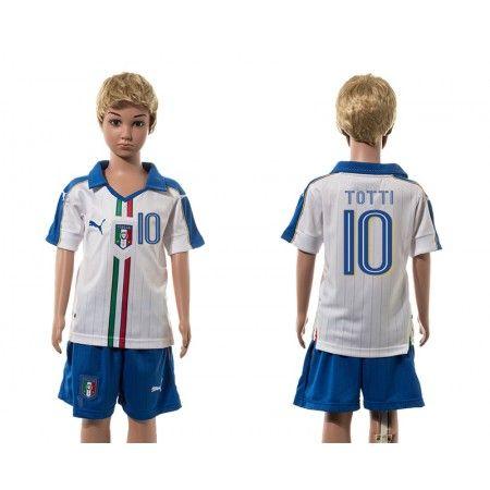 Italien Trøje Børn 2016 #Verratti 10 Udebanetrøje Kort ærmer.199,62KR.shirtshopservice@gmail.com