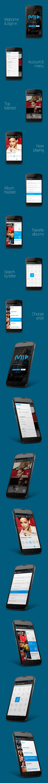 Ruslan Sharifov / MID - Mobile App