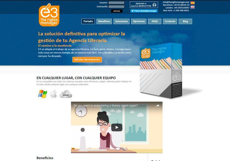 Le ofrecemos en el desarrollo de E-Commerce, PPC, SEO y muchos más para su página web. Póngase en contacto con nosotros: https://goo.gl/VjyrVe