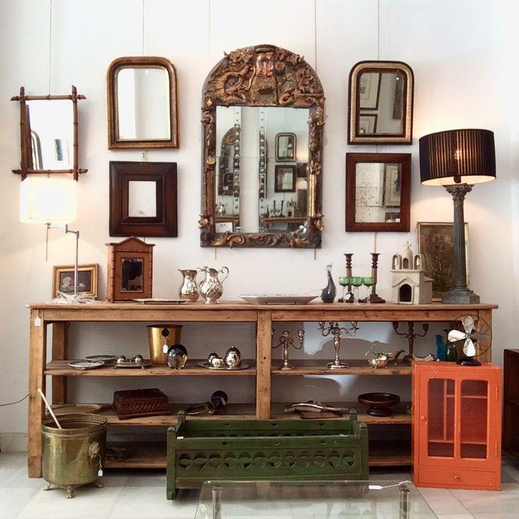 Las 25 mejores ideas sobre tiendas de antig edades en - Decoracion con antiguedades ...
