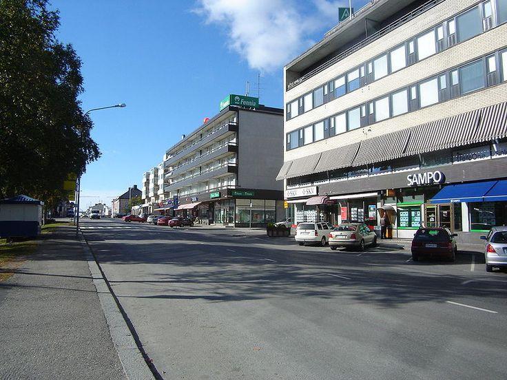 Tornio Hallituskatu - Tornio – Wikipedia