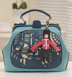 2015 новый бренд женщин кожаные сумки винтаж женщин посланник сумки высокое качество врач мешки 22 * 20 * 15 см 6.13 130, принадлежащий категории Сумки через плечо и относящийся к Багаж и сумки на сайте AliExpress.com | Alibaba Group