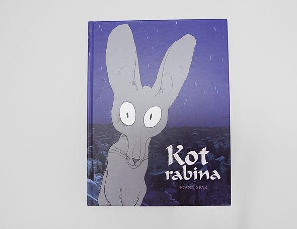 Kot Rabina | Lupus Libri | Blog o ładnych książkach i komiksach