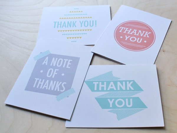 Free Printable Thank You Cards: Friday Rocks, Crafts Printables, Note Printables, Thank You Cards, Printables Fonts, Ilaria Rocks, Free Printable Cards, Free Printables, Printables Downloads Free