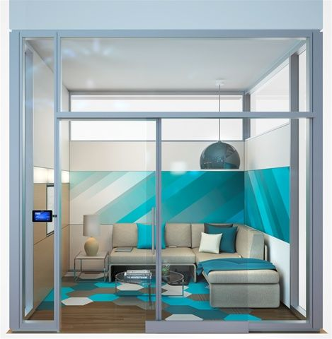 Quiet Spaces | V.I.A. | Architectural Walls | Architectural Solutions | Category | Products | Steelcase - Office Furniture
