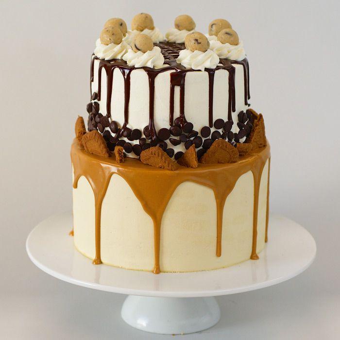 Biscoff Cake London
