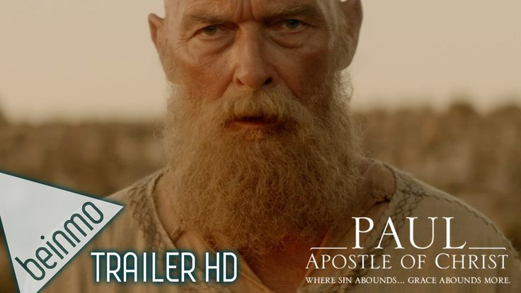 First trailer for the Biblical epic, Paul - Apostle of Christ, starring Jim Caviezel & James Faulkner. Watch it now on Beinmo at www.youtube.com/beinmovideos