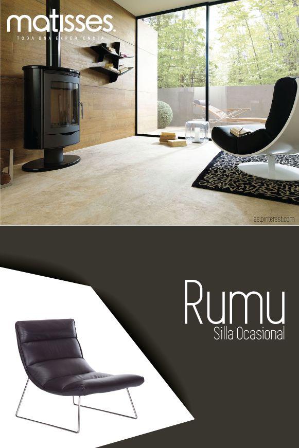 Las sillas ocasionales pueden ubicarse en el living o en el cuarto de lectura, su diseño aporta comodidad y estilo.