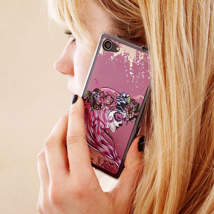 #case #etuo #phonecase #foto #design #flower