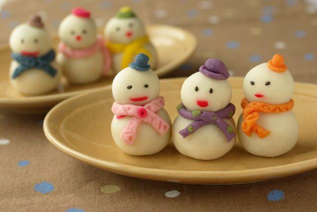 Seasonal Wagashi. 手作り和菓子 : ふつうのコト