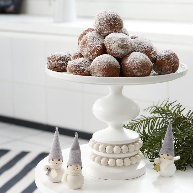 Aarikka - Cooking & Table setting : Kuningatar service tray