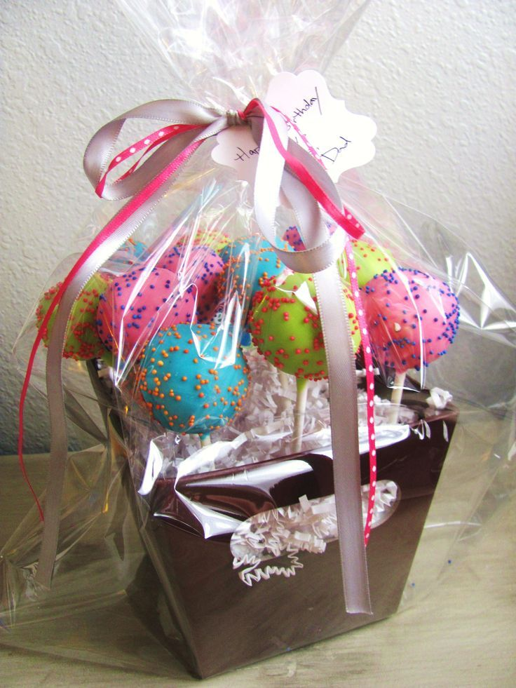 Cake Pop Packaging With Images Cake Pop Displays Cake Pop