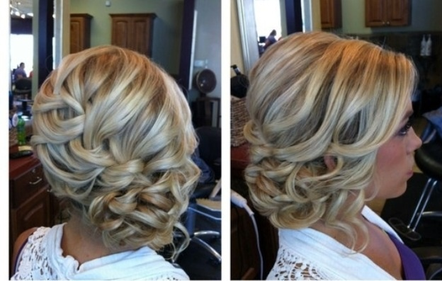 How I'm doing my hair for prom!:)