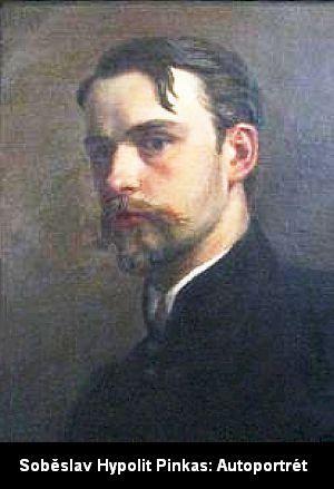 Soběslav Pinkas (7. října 1827 Praha - 30. prosince 1901) - tvoří v Paříži a Bretani -náměty z Barbizonu -po návratu do PRahy organizuje výzdobu ND