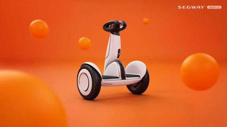 The #SegwayminiPLUS features intelligent following, one key call, scalable pan-tilt-zoom (PTZ) cameras and LED lights.