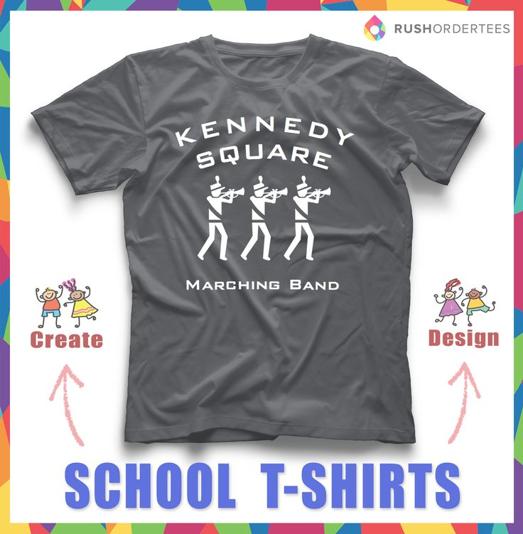 Best 20 grade school t shirt ideas images on pinterest for Making band t shirts