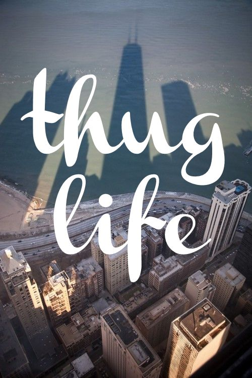 Thugs Need Love Too Quotes