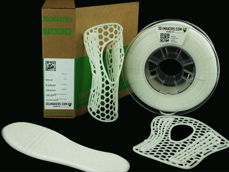 The Unusual Properties of PCL 3D Printer Filament.  3D4Maker's new PCL 3D printer filament