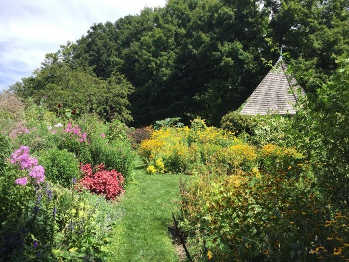 Stonecrop gardens, Cold Spring NY