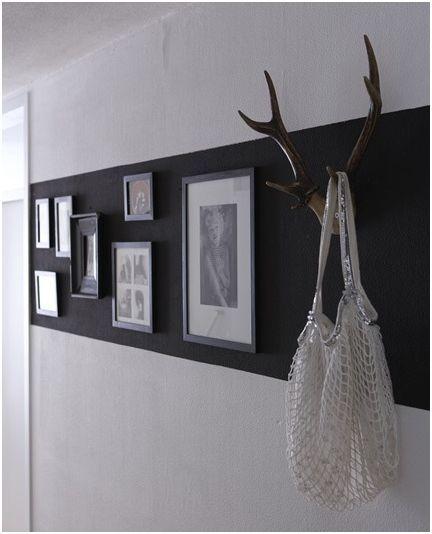 25 beste idee n over metalen lijsten op pinterest scheidingswandplanken bar tafels en - Muur hutch ...
