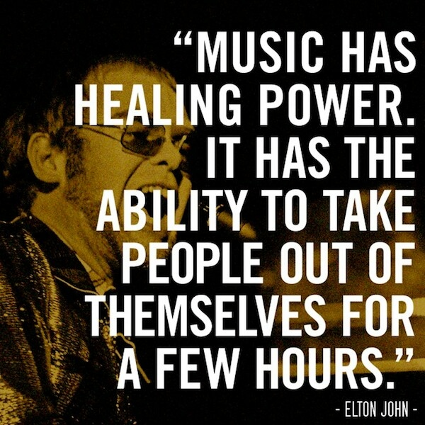 Elton John << I love this man.