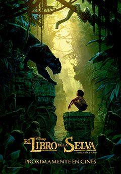 El Libro De La Selva Jungle Book Disney Jungle Book Jungle Cartoon