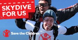 Skyline: Charity skydiving and parachuting FREE charity jumps