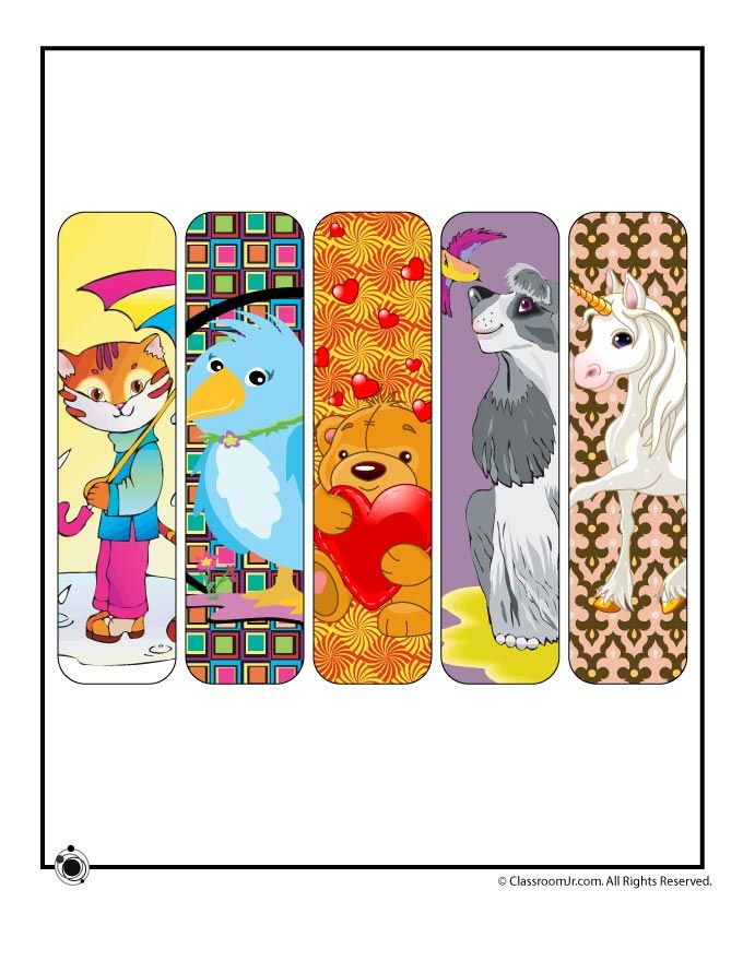 free printable bookmarks - Google Search