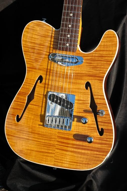 Newbie's second build - a thinline - Page 15 - Telecaster Guitar Forum