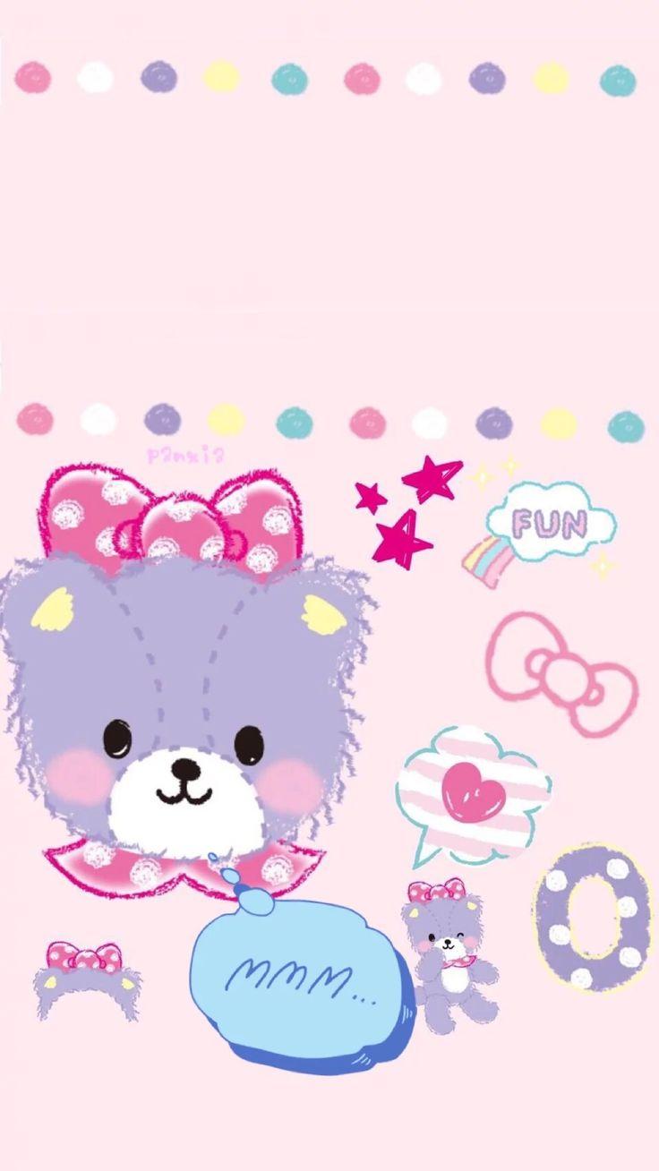 Best Wallpaper Hello Kitty Sakura - a4ab37514471ca4f4700f30fac11a294--wallpapper-sanrio  HD_419392.jpg