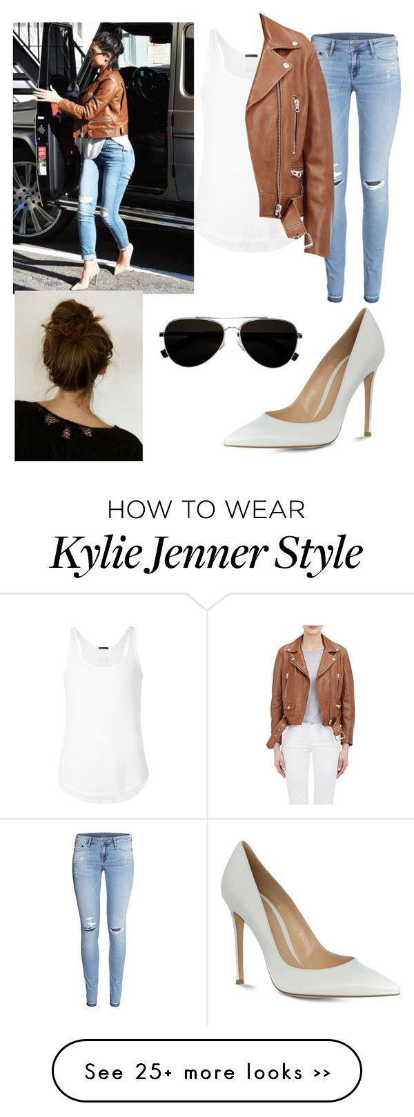 """""""Kylie Jenner"""" by ayannap on Polyvore"""
